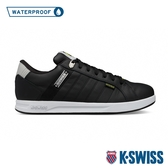 K-SWISS Lundahl WP防水系列 時尚運動鞋-男-白/銀/綠