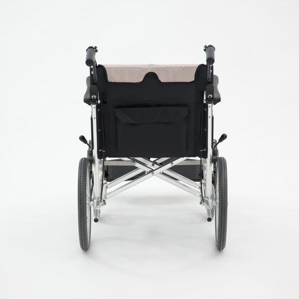 輪椅B款 日本MIKI 鋁合金輪椅 MPR-2 櫻花系列 好禮五選一