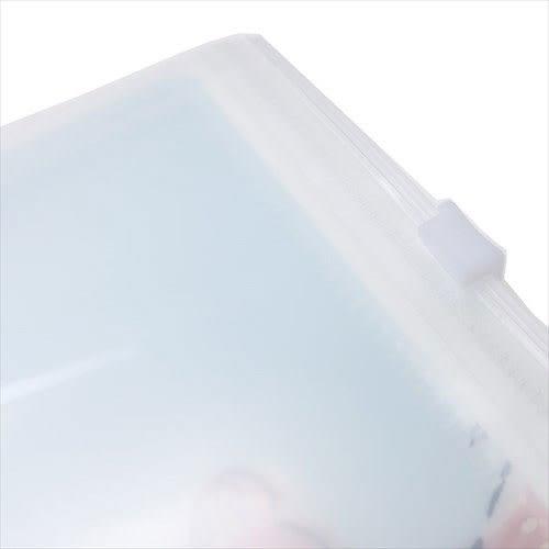 DISNEY 迪士尼A4 6層檔案資料夾附夾鍊袋(唐老鴨與奇奇蒂蒂惡作劇)★funbox★KAMIO_KM83988