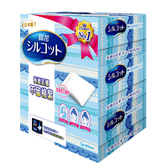 絲花 化妝棉 (80+2片)X3盒