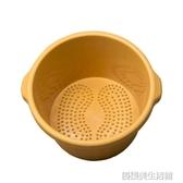 塑料加厚耐摔足浴桶洗腳足浴盆家用按摩泡腳盆足底沐足浸腳桶成人 YDL