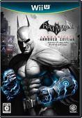 WiiU 蝙蝠俠:阿卡漢城市 武裝版(日版日文)