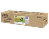 S050283 EPSON 原廠黃色碳粉匣(取代S050242) (可列印 8,500 頁) AcuLaser C4200