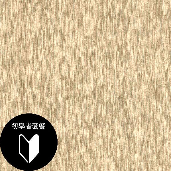 金色素色 rasch(德國壁紙) 2020 /532845+施工道具套餐