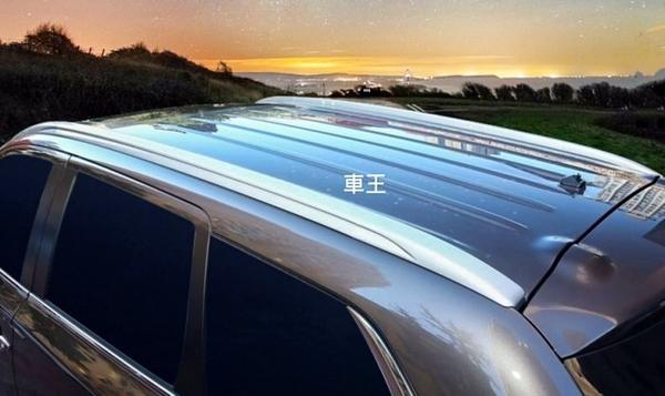 【車王汽車精品百貨】Mitsubishi 三菱 OUTLANDER 全銀 車頂架 行李架 2017年式