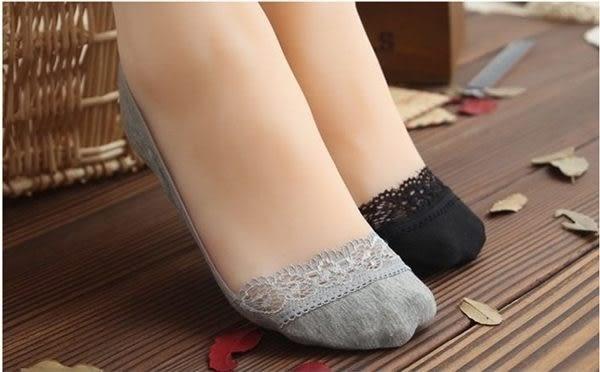 襪子   糖果色蕾絲隱形短襪隱形短襪   【FSW004】-收納女王