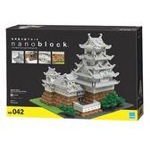 《 Nano Block 迷你積木 》NB-042 姬路城 DX豪華版╭★ JOYBUS玩具百貨