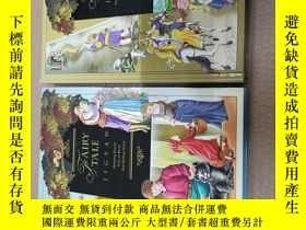 二手書博民逛書店fairy罕見tale jigsaw(二冊合售)兒童拼圖Y234193 1 1