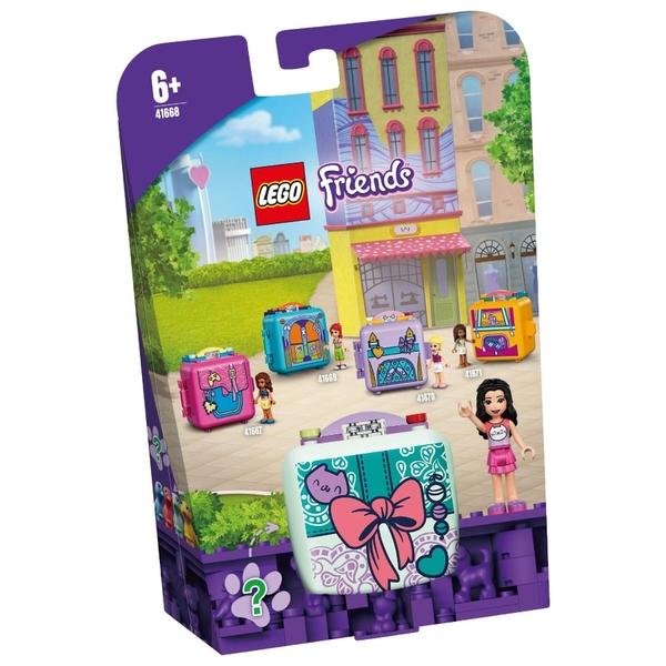 LEGO樂高 41668 休閒秘密寶盒-艾瑪與時尚 玩具反斗城