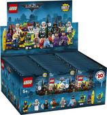 樂高LEGO Minifigures BATMAN MOVIE Series 2 蝙蝠俠 人偶組 人偶包 整盒60隻未拆袋 71020 TOYeGO 玩具e哥