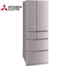 ◆至2020/08/23止,官網登錄送風扇◆『MITSUBISHI』三菱525L變頻六門冰箱 MR-JX53C *贈基本安裝