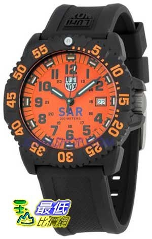 [美國直購 ShopUSA] Luminox Navy Seal Colormark Mens Watch 3059.SAR _CN $10424