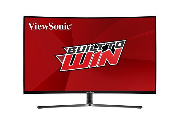 優派 VIEWSONIC 32吋VX3258-PC-MHD曲面螢幕 165Hz 更新率