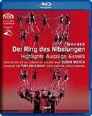 【正版全新DVD清倉  4.5折】華格納:尼布龍根的指環 [無中文字幕](美)(DTS-HD)【1Blu-ray Disc】