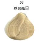 【挑染專用】彩靈EURO 彩色漂粉15g-08珠光亮白 [85836]
