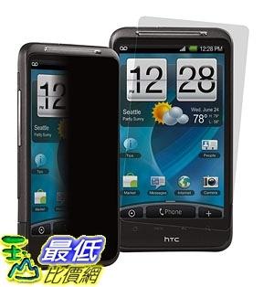 [8美國直購] 螢幕保護膜 3M PFHTCInspire Privacy Screen Protector for HTC Inspire 1 Pack - Retail