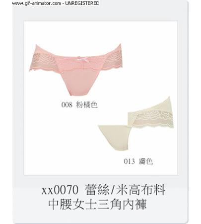 [多件優惠]  蕾絲/米高布料中腰女士三角內褲 腰圍 64~72 cms 可穿