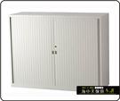 {{ 海中天辦公傢俱 }} C-10 摩登時尚 OA衣櫃/公文櫃系列 213-10 4尺捲門櫃(4x3.5尺)
