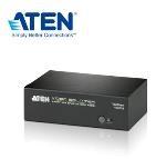 ATEN 2埠 VGA 螢幕分配器 (支援立體音訊)