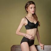 曼黛瑪璉-經典內衣  B-E罩杯(黑) (未滿3件恕無法出貨,退貨需整筆退)