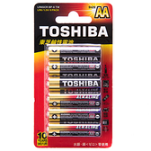 TOSHIBA 東芝 鹼性3號6入卡 AA 1.5V 型號LR6