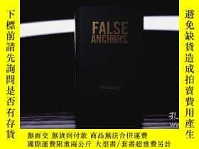 二手書博民逛書店《虛假錨點》罕見False Anchors Set by Ryan SchlutzY397772 Ryan S