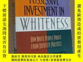 二手書博民逛書店THE罕見POSSESSIVE INVESTMENT IN WH