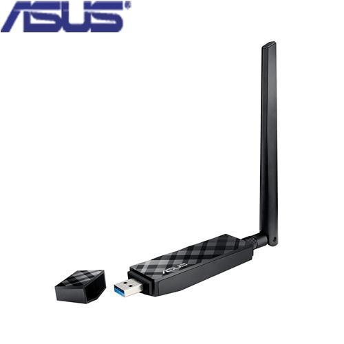 ASUS 華碩 AC1300 雙頻USB無線網路卡 USB-AC56