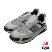 New Balance X-Racer 淡藍色 皮質 網布 休閒運動鞋 女款 NO.J0038【新竹皇家 WSXRCHFB】