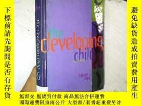 二手書博民逛書店the罕見developing child eight edit
