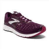 樂買網 BROOKS 18FW 緩衝型 女慢跑鞋 GLYCERIN 16系列 B楦 1202781B527 贈腿套