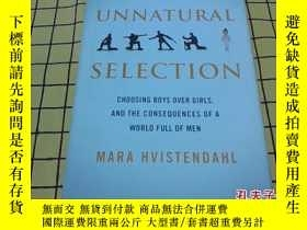 二手書博民逛書店Unnatural罕見Selection: Choosing B