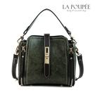 側背包 韓版流行復古擦色水桶包 4色-La Poupee樂芙比質感包飾 (現貨+預購)