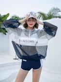 2019新款泳衣女三件套韓國保守ins風可愛日系遮肚顯瘦分體溫泉裝
