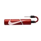 Nike 打氣筒 Essential Ball Pump 紅 白 大勾勾 球類打氣筒 可收納【ACS】 NKJ0168-1NS