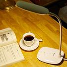 康銘LED台燈護眼學生學習床頭寫字書桌房閱讀可調光暖光簡約兒童  SSJJG