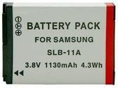 For 相機鋰電池 【SLB-11A】 EX2 1 NX10 ST1000 5500 5000 WB600 新風尚潮流