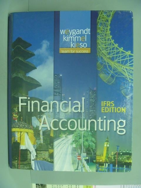 【書寶二手書T4/大學商學_J1S】Financial Accounting IFRS_Weygandt,etc