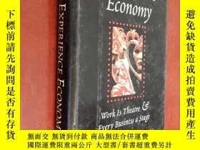 二手書博民逛書店The罕見Experience Economy: Work Is