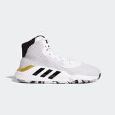 ADIDAS Pro Bounce 2019 GCA [EF8787] 男鞋 運動 籃球 穩定 支撐 高筒 愛迪達 白