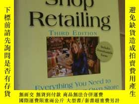 二手書博民逛書店Specialty罕見Shop Retailing:Everything you need to know to