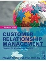 二手書博民逛書店《Customer Relationship Management: Concepts and Technologies》 R2Y ISBN:9781138789838