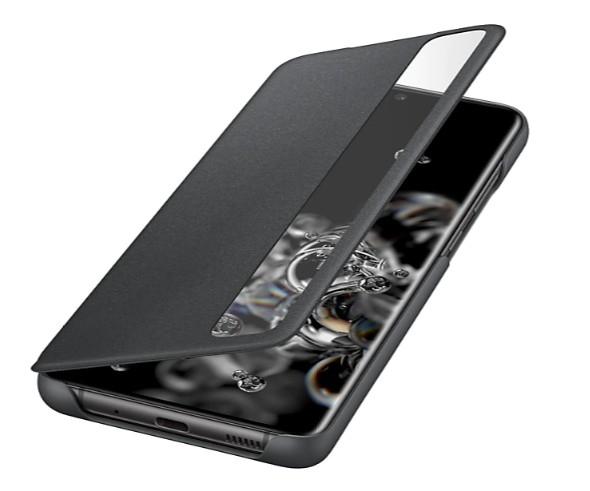 【免運費】SAMSUNG Galaxy S20 Ultra 原廠透視感應皮套
