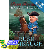 【103玉山網】 2014 美國銷書榜單 Rush Revere and the Brave Pilgrims  $708