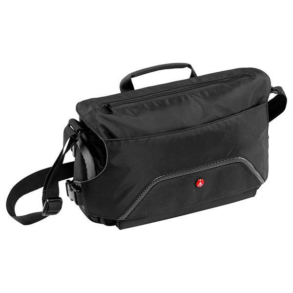 ◎相機專家◎ Manfrotto PIXI Messenger 腳架郵差包 黑色 MB MA-M-AS 相機包 正成公司貨