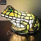 INPHIC-青蛙王子小夜燈造型燈造型夜燈手工燈具彩色玻璃燈罩裝飾照明燈飾_S2626C