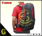 ES數位 Canon Redline 多功能 一機兩鏡一腳架 相機包 背包 經典紅線 攝影 後背包 RL AV-BP01