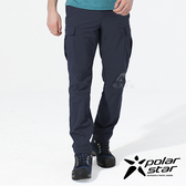 PolarStar 中性 彈性抗UV長褲『深藍』P20353 戶外│露營│釣魚│休閒褲│釣魚褲│登山褲│耐磨褲