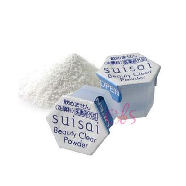 Kanebo佳麗寶 suisai 酵素洗顏粉(藍) 0.4g(單顆)  ☆艾莉莎ELS☆