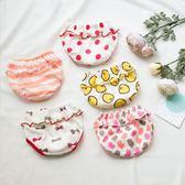 女童面包褲寶寶小內褲三角褲嬰兒幼童兒童女
